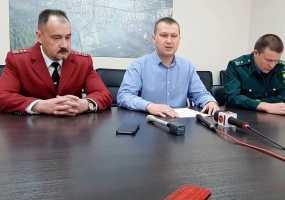 Тление на полигоне ТБО в Нижнекамске будет локализовано в ближайшие сутки