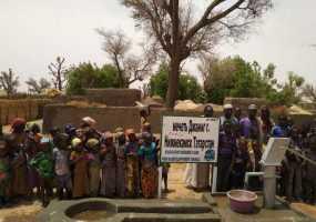 Мусульмане из Нижнекамска помогли жителям Нигерии