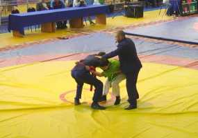 Нижнекамец завоевал золото в первенстве Татарстана по борьбе корэш