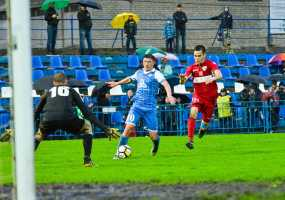 Футболисты «Нефтехимика» разгромили новотроицкую «Носту»