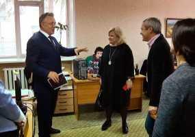 НТР-24 посетили известные в Татарстане журналисты