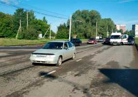 В Нижнекамске пенсионер впал в кому после ДТП