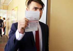 Нижнекамские школьники сдали единый государственный экзамен по математике