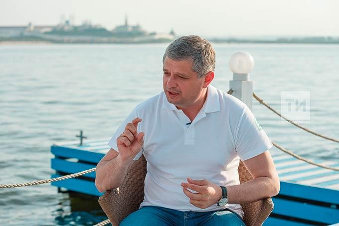 Александр Шадриков рассказал о том, когда решится дальнейшая судьба Куйбышевского водохранилища