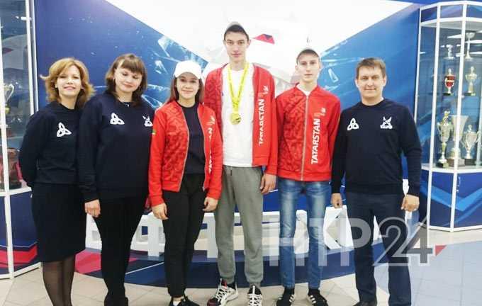 Нижнекамск будет представлен в Шанхае на чемпионате мира по WorldSkills
