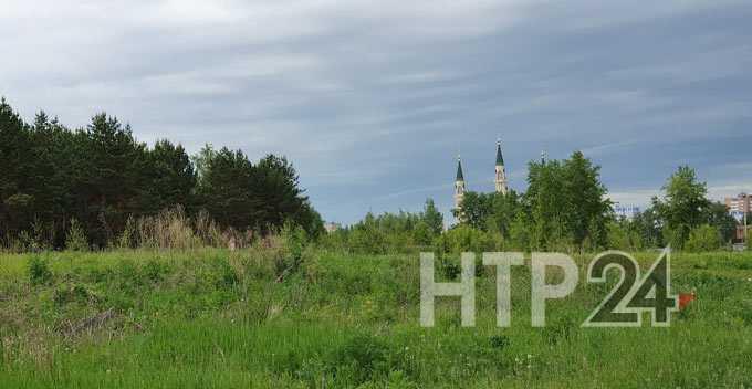 В Нижнекамске +17 градусов, ожидается теплая погода с дождем