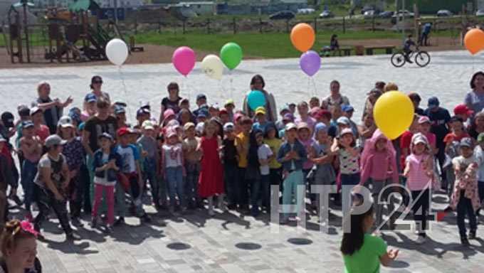 В Нижнекамске началась смена в пришкольных лагерях