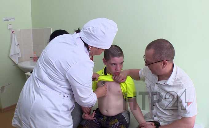 Русфонд: 14-летнему Идрису Галимуллину с гликогинезом нужны средства на покупку лекарств