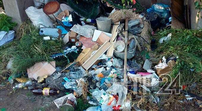 В Нижнекамском районе выявлено и ликвидировано 330 несанкционированных свалок