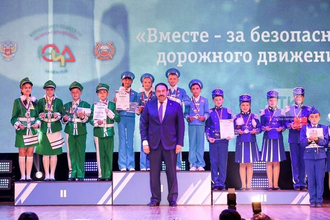 В Татарстане определили лучших юных инспекторов движения
