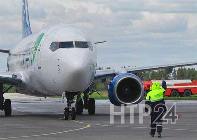 Воздушная гавань Нижнекамска бьет очередные рекорды