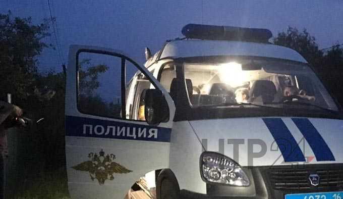 В Нижнекамске пьяный мужчина обматерил полицейского и на него завели дело