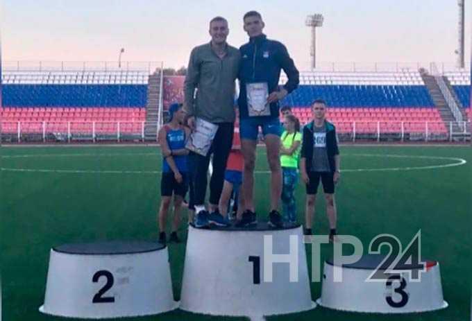 13 медалей завоевали легкоатлеты двух спортклубов Нижнекамска в столице Мордовии