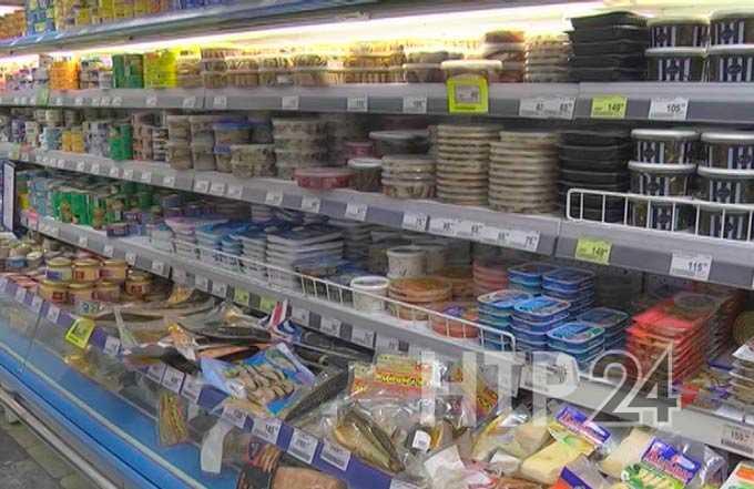Продукты питания в магазинах будут маркировать «светофором»