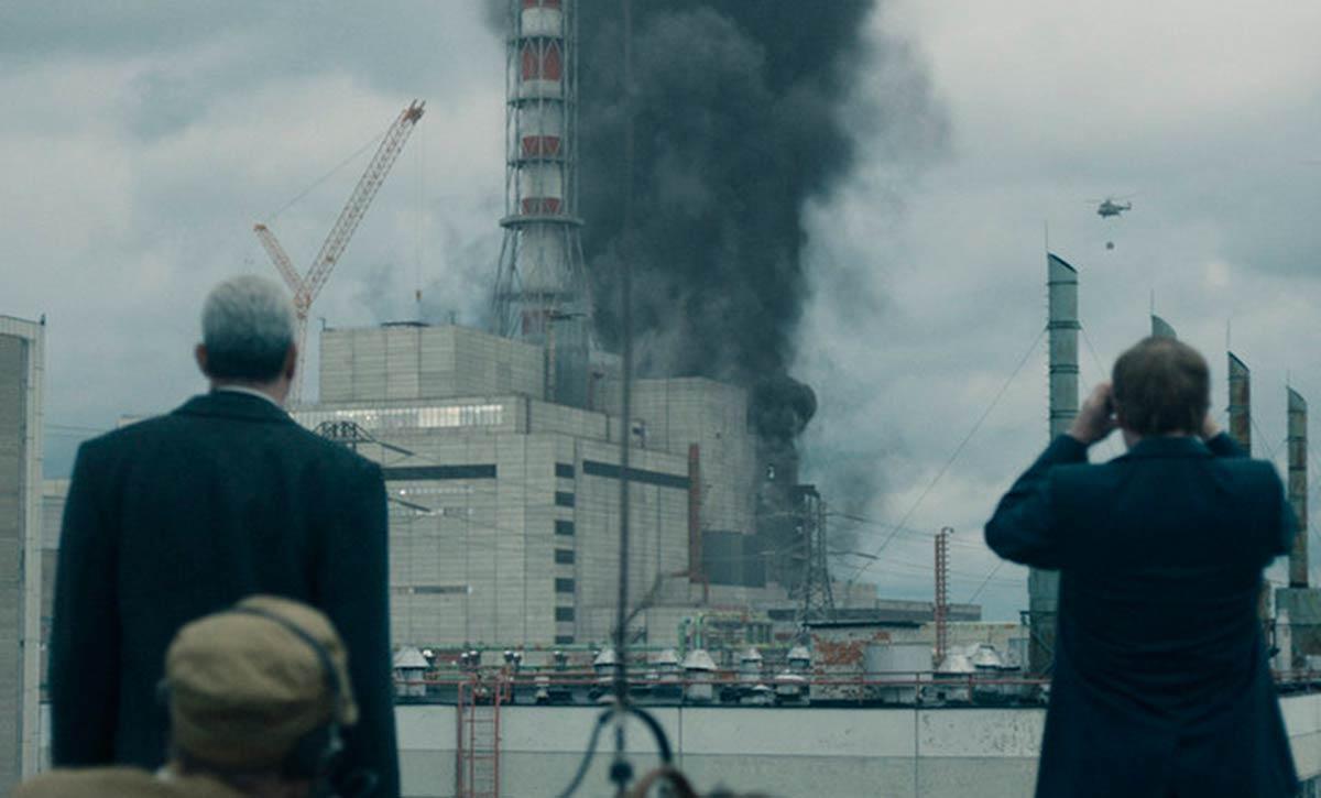 """Экс-руководитель Чернобыльской АЭС Игорь Грамоткин высказался о сериале """"Чернобыль"""""""