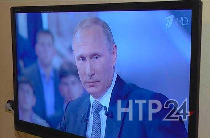Нижнекамцы активно готовятся к прямой линии с Владимиром Путиным