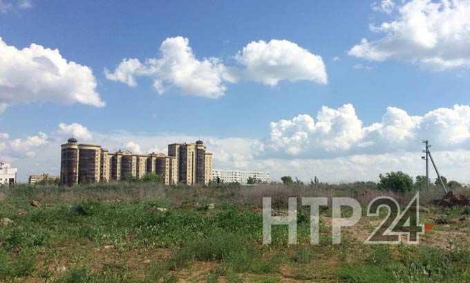 В Татарстане прогнозируется град и шквалистый ветер