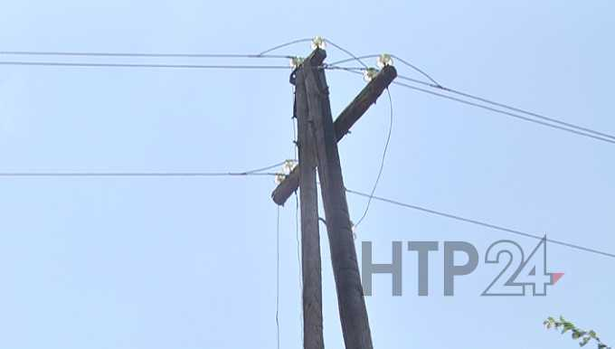 В Татарстане мужчина погиб от удара током, пытаясь срезать провода