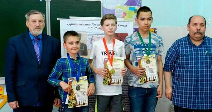 Нижнекамский шахматист стал победителем этапа Гран-При Закамья