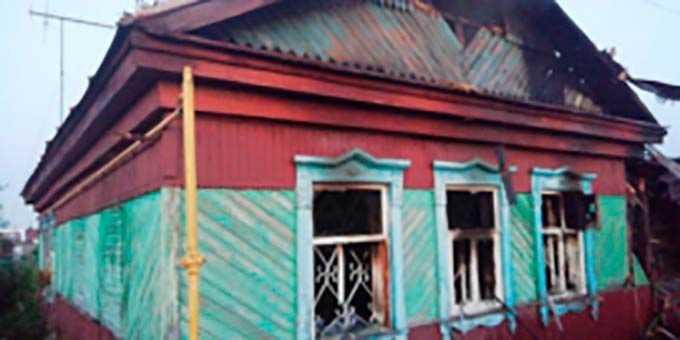 В Татарстане на пожаре погибли двое детей