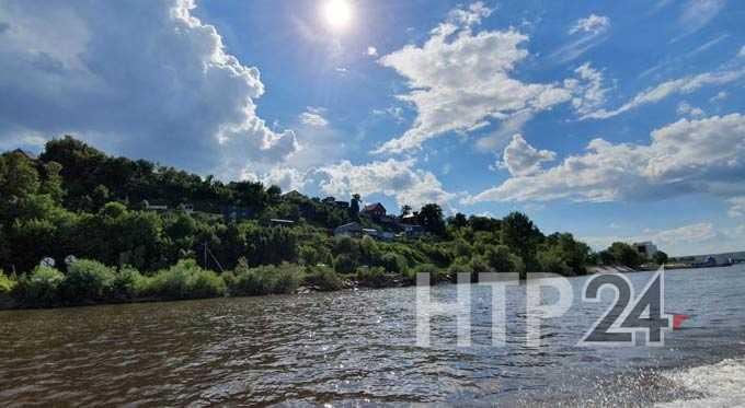 В Нижнекамске +23 градуса, в выходные будет жарко