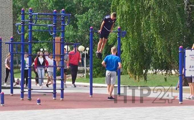 Молодежь Нижнекамска претендует на титул самой креативной в Татарстане