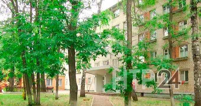 В Нижнекамске продают пятиэтажное здание поликлиники