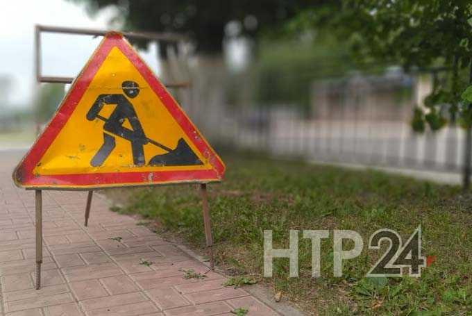 Нижнекамские водители мешают капитальному ремонту центральной дорожной артерии города