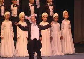 На фестивале детского творчества в Нижнекамске детсадовцы представили 38 номеров