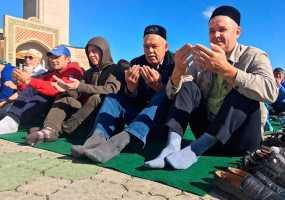 В Нижнекамске празднуют Ураза-байрам