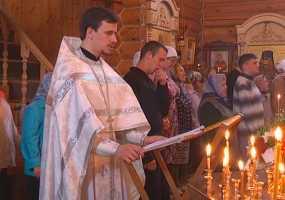 Православные христиане Нижнекамска отмечают один из главных церковных праздников