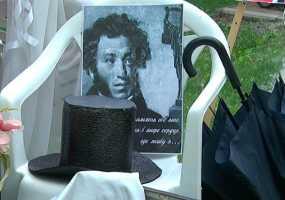В Нижнекамске отметили 220-летие Александра Пушкина и День русского языка