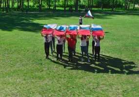 Фитнес, мастер-классы и парад трамваев: как в Нижнекамске отметят День России