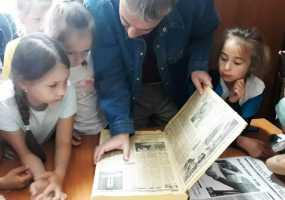 Экскурсия в НТР: пришкольный лагерь школы №36