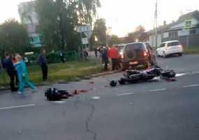 В Татарстане погиб 16-летний мотоциклист