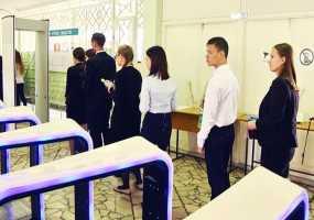 В Нижнекамске резервные единые госэкзамены сдают более 20 человек