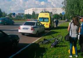 В Нижнекамске в ДТП попал четвертый за двое суток несовершеннолетний житель города