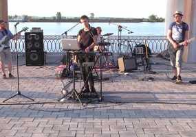 В Нижнекамске впервые прошел музыкальный фестиваль «Отражение»
