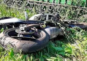 В Нижнекамске мотоциклист попал в ДТП