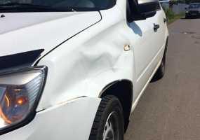 В Нижнекамске велосипедист попал под колеса сразу двух автомобилей