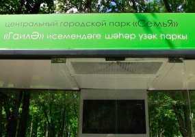 В Нижнекамске выявлены аншлаги с ошибками на татарском языке