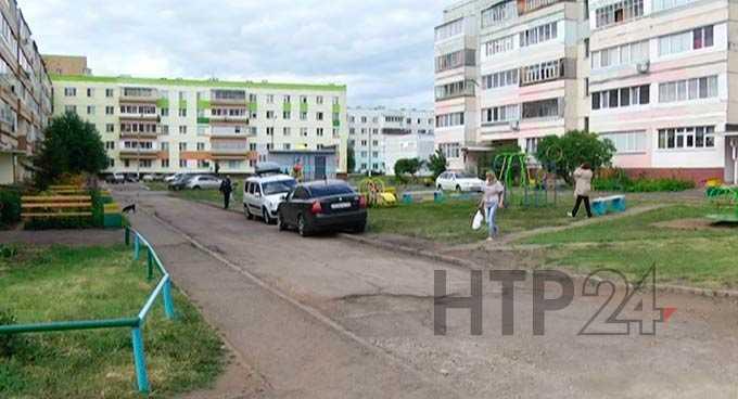 В Нижнекамске может появиться двор без машин