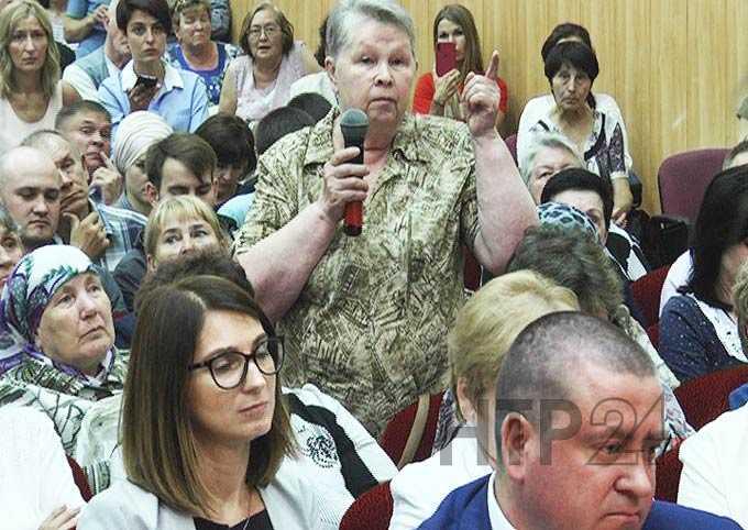 На публичных слушаниях по строительству нового завода в Нижнекамске потерялись голоса горожан