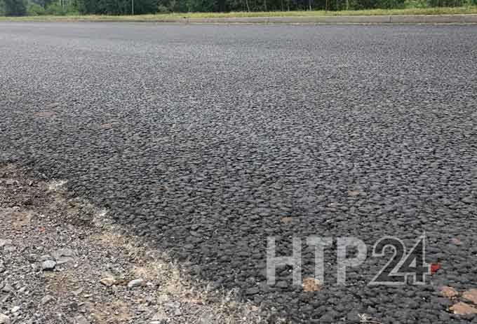 В Нижнекамском районе отремонтируют еще одну дорогу