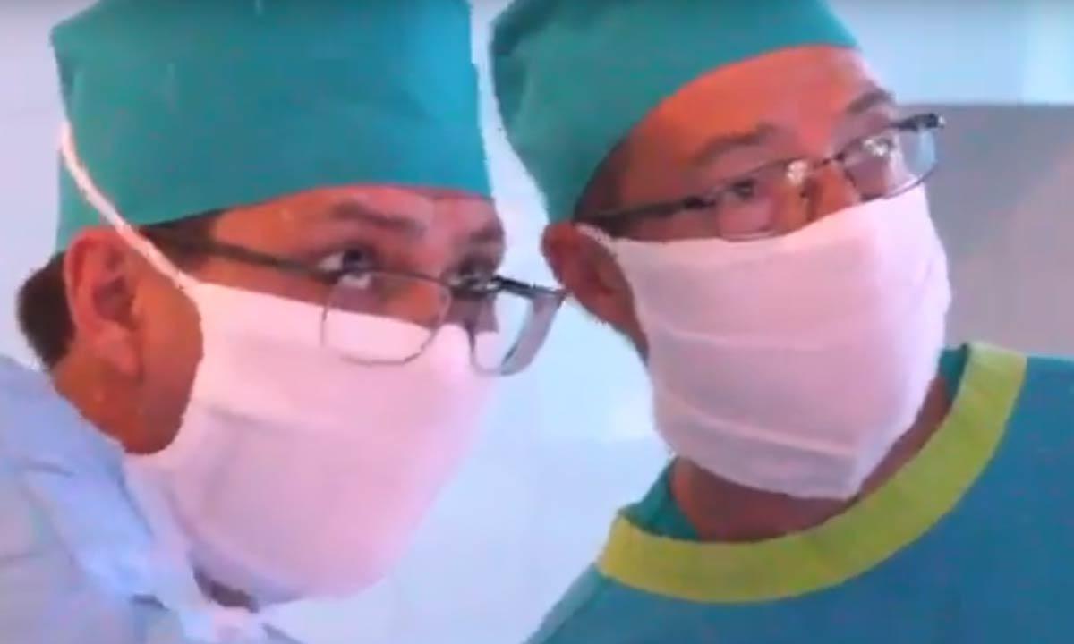 В Нижнекамске провели уникальную операцию трехлетнему мальчику