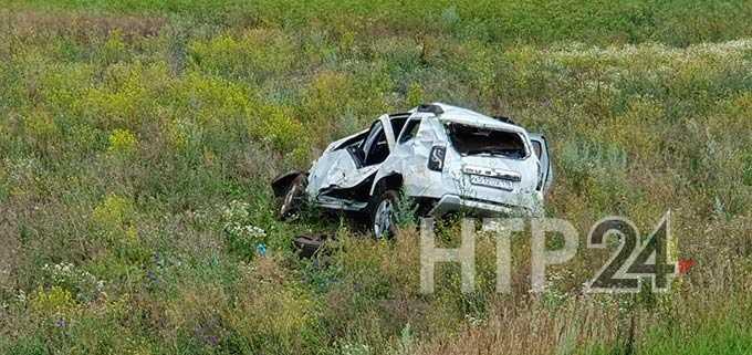 В пригороде Нижнекамска в ДТП погиб 19-летний парень