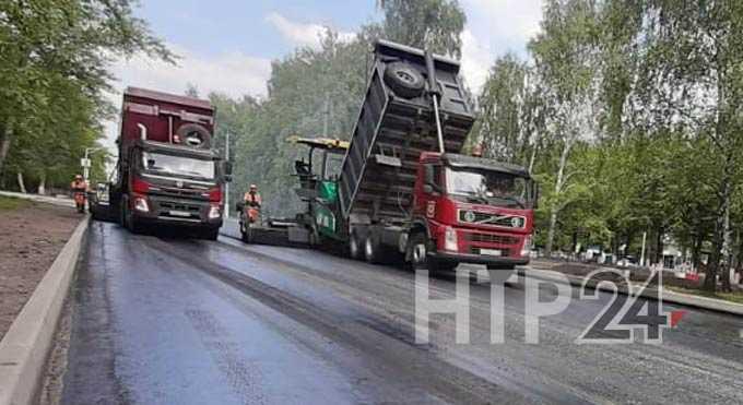 В Нижнекамске на время ремонта дороги на пр.Химиков изменилась схема движения общественного транспорта