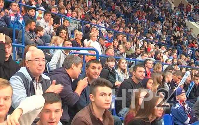 Нижнекамский «Реактор» начинает новый сезон МХЛ на выезде