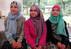 В Нижнекамском районе стартовала смена детского мусульманского лагеря