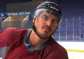 Звезда мирового хоккея из Нижнекамска обратился к местным болельщикам